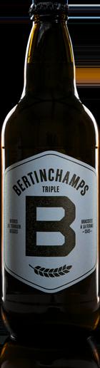 bière triple bertinchamps